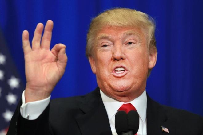 Trump khen ngoi Putin vi khong tra dua lenh trung phat cua My anh 1