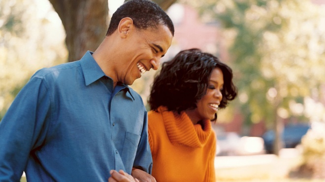 Obama va tinh ban dac biet voi nhung nguoi noi tieng hinh anh