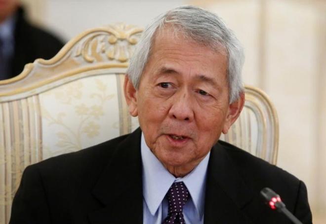 Philippines phan doi viec trien khai vu khi o Bien Dong hinh anh 1