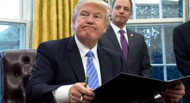 Lien tiep ky sac lenh, Trump co the trat banh hinh anh 3