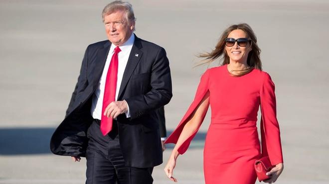 Vua nham chuc 2 tuan, ong Trump ngon trieu USD nghi duong hinh anh