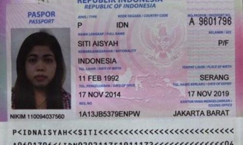 Nu nghi pham nguoi Indonesia chi la nan nhan anh 1