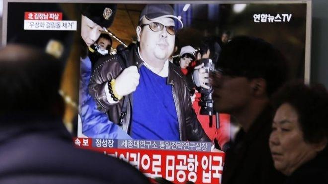 Bat nghi pham mang ho chieu Trieu Tien trong vu Kim Jong Nam hinh anh