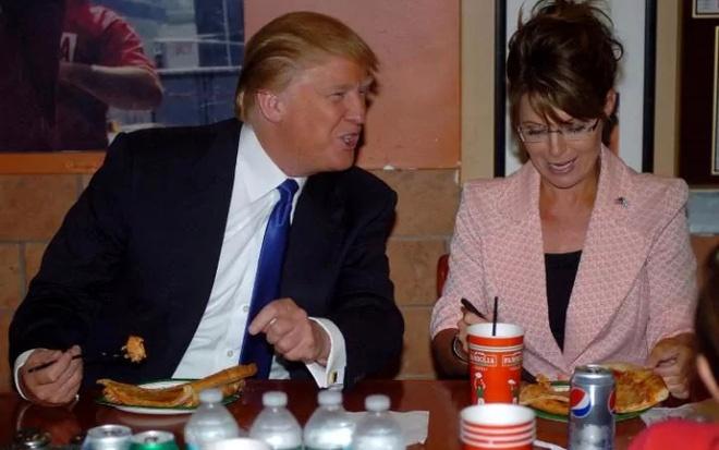 Thoi quen an uong 'la doi' cua ong Trump hinh anh 2