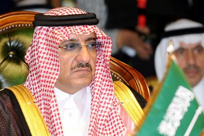 Vua Saudi Arabia phe truat chau, dung con lam thai tu hinh anh 1