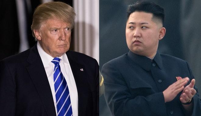 Trump noi Kim Jong Un 'hanh xu rat te' hinh anh 1