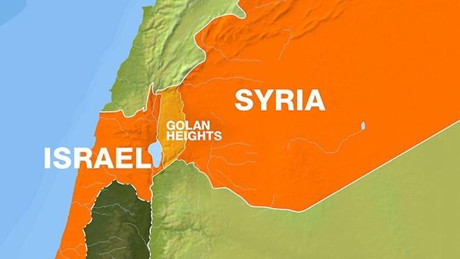 Israel doa pha huy he thong phong khong cua Syria hinh anh 2