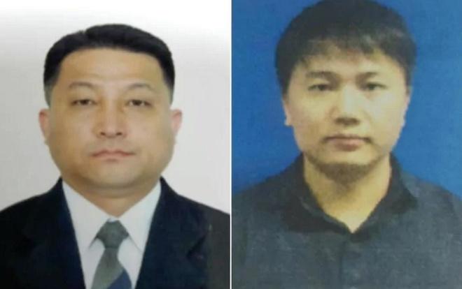 2 nghi pham Trieu Tien trong nghi an Kim Jong Nam da roi Malaysia hinh anh 1