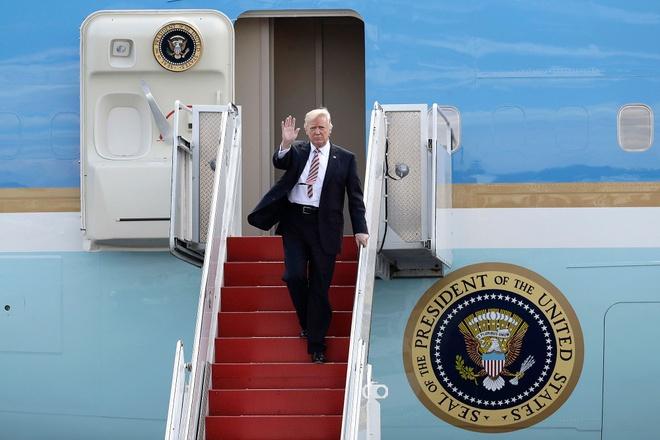 Ly do ong Trump nen du APEC o Viet Nam anh 2