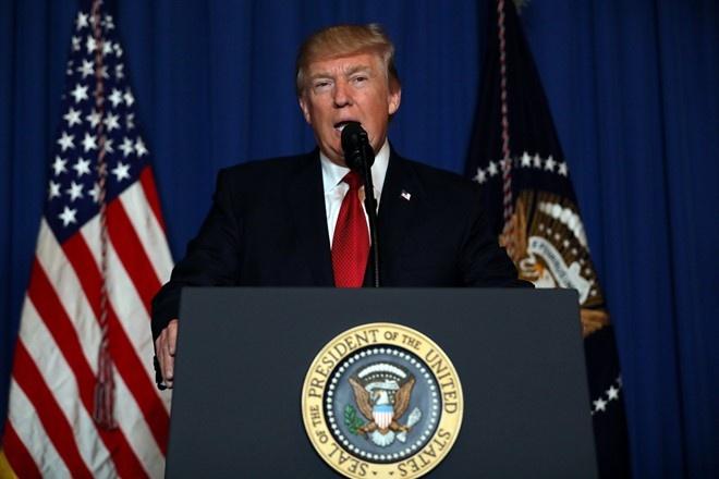 Trump ra don o Syria: Tu 'My tren het' den 'toi la nguoi linh hoat' hinh anh 2