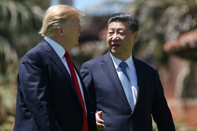 Ong Trump ca ngoi quan he My - Trung 'dat buoc tien to lon' hinh anh 2