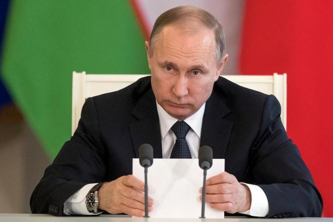 Putin: Quan he My - Nga toi te hon tu khi Trump lam tong thong hinh anh 1