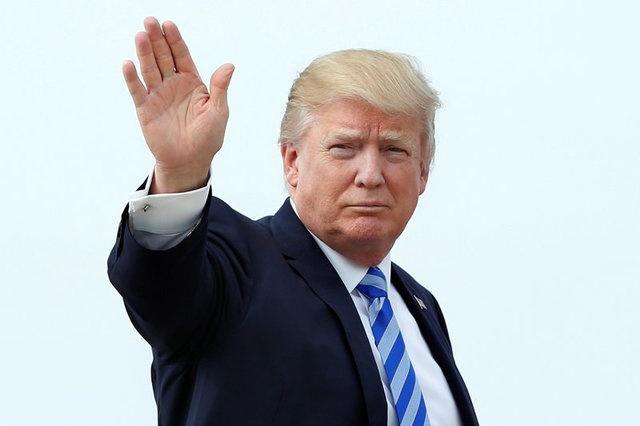 Giua 'nuoc soi lua bong', ong Trump lai nghi duong o Mar-a-Lago hinh anh