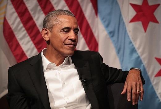 Obama thong bao 'cong viec' moi sau khi nghi huu hinh anh