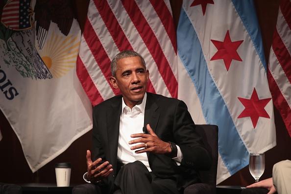 Obama thong bao 'cong viec' moi sau khi nghi huu hinh anh 1