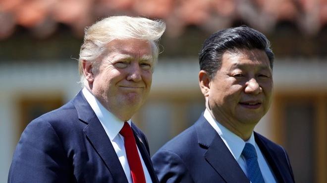 Tong thong Trump se tham Trung Quoc cuoi nam nay hinh anh