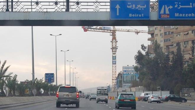 May bay Israel tan cong kho vu khi o Syria hinh anh 2