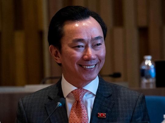 DS Pham Sanh Chau vao vong 3 tranh cu Tong giam doc UNESCO hinh anh 1