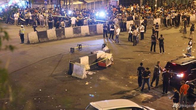 Chan ret IS dung sau vu danh bom Jakarta hinh anh 1