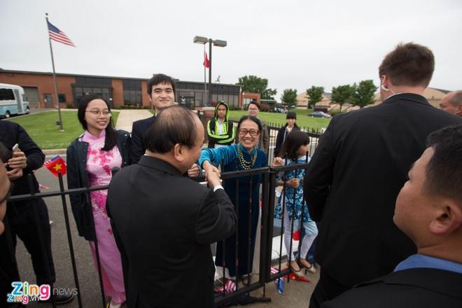 Thu tuong Nguyen Xuan Phuc toi Washington DC hinh anh 3