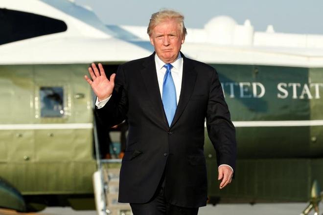 Bang Maryland kien TT Trump vi hien khi nhan tien tu nuoc ngoai hinh anh 1