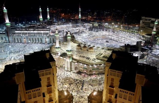 Saudi Arabia pha am muu danh bom Dai Thanh duong o Mecca hinh anh 1