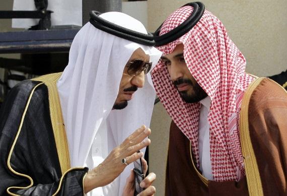 cuoc doi ngoi o Saudi Arabia anh 1