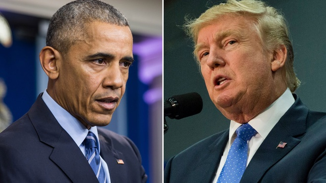 Ong Trump to Obama 'thong dong' khi khong ngan Nga can thiep bau cu My hinh anh