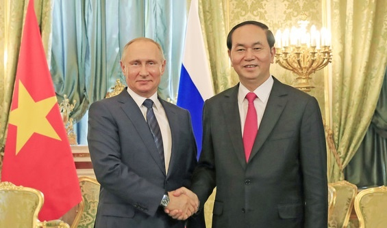 Tuyen bo chung Viet Nam - Lien bang Nga hinh anh