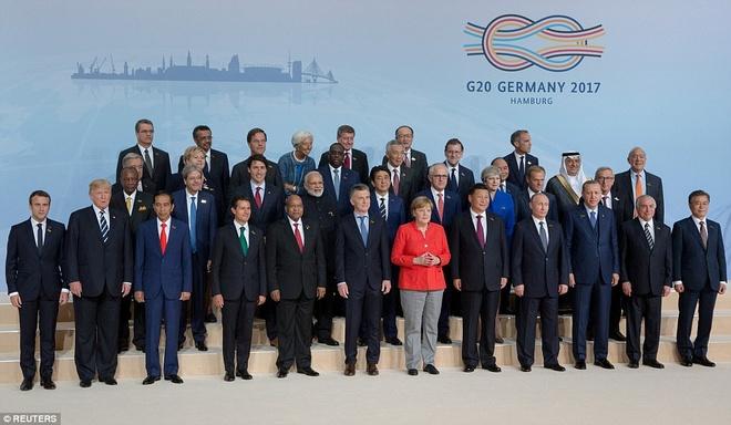 Sau G20: Dong minh tiep tuc nghi ngai ve TT Trump hinh anh 2
