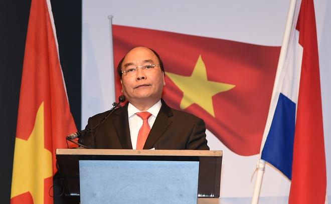 Thu tuong: Moi truong VN du mau mo de uom mam doanh nghiep hang dau hinh anh