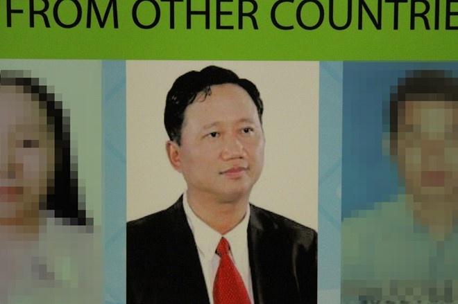 VN phan ung phat ngon cua Duc ve Trinh Xuan Thanh hinh anh 1