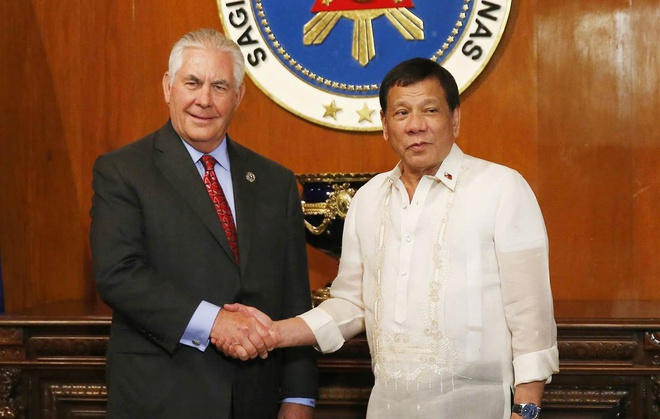Tong thong Duterte: 'Toi la nguoi ban nho' cua nuoc My hinh anh