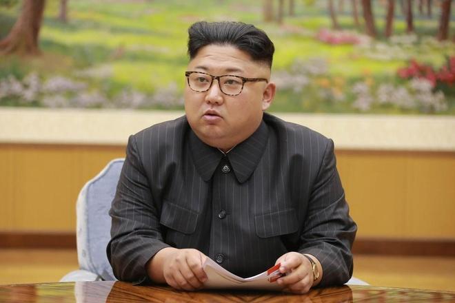 Ong Kim Jong Un tiet lo 'muc tieu cuoi cung' cua Trieu Tien hinh anh