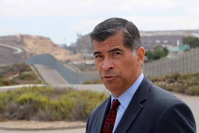 California kien chinh quyen Trump vi tuong bien gioi hinh anh 1