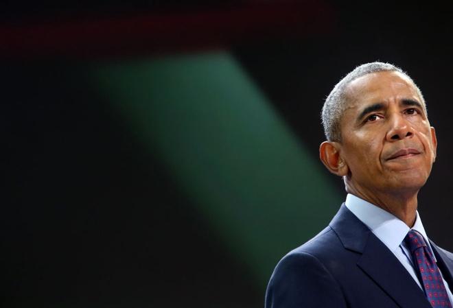 Cuu tong thong Obama noi ve 'van de lon nhat' cua the gioi hinh anh 1