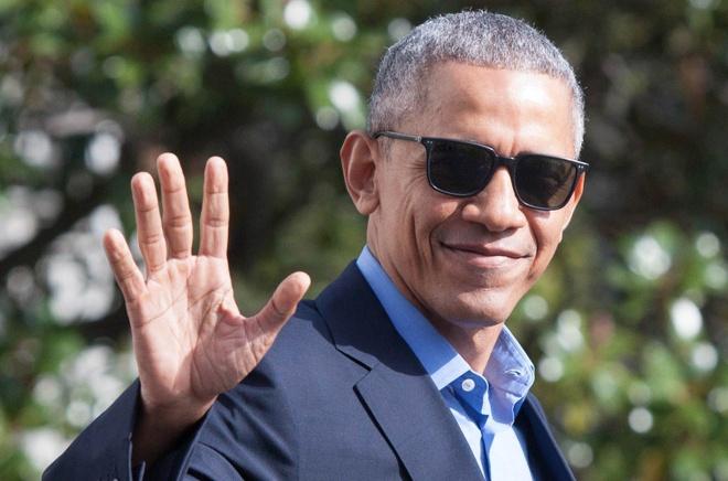 Cuu tong thong Obama noi ve 'van de lon nhat' cua the gioi hinh anh