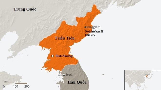 TT Trump se co hanh dong 'thich hop' neu Trieu Tien thu bom H hinh anh 2