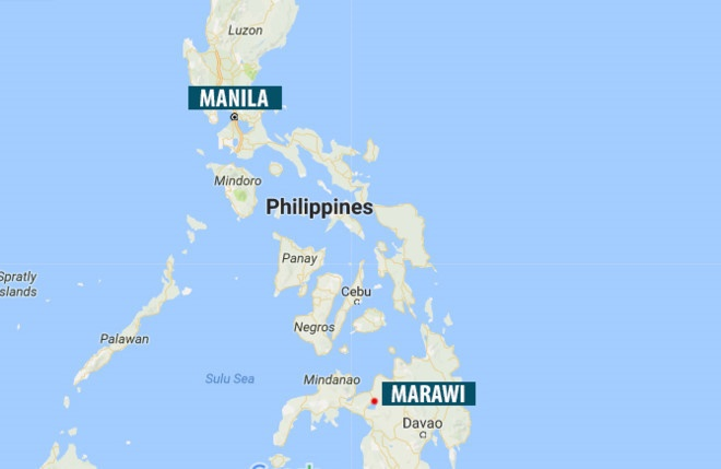 Quan doi Philippines giai phong Marawi anh 2