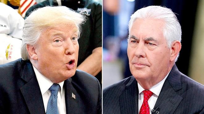 Ong Trump khoe chi so IQ cao hon ngoai truong Tillerson hinh anh