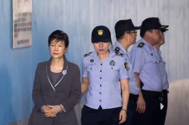 Park Geun Hye anh 1