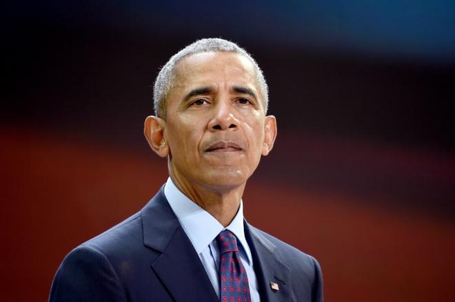 Cuu tong thong Obama quay tro lai chinh truong hinh anh 1