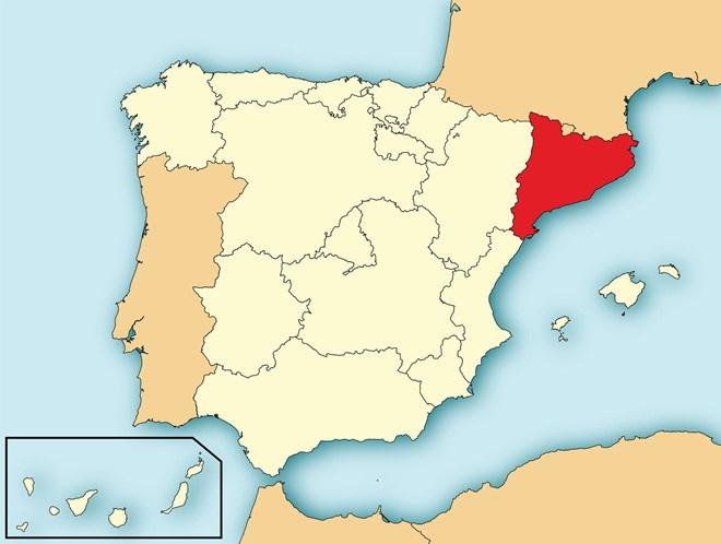 Vua Tay Ban Nha: No luc ly khai cua Catalonia 'khong the chap nhan' hinh anh 2