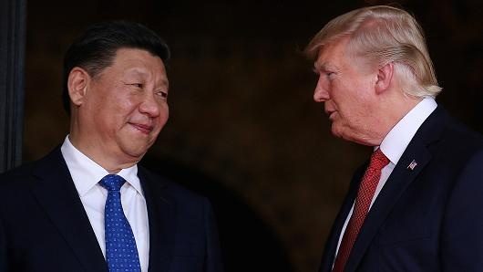 TT Trump chuc mung thanh cong cua ong Tap sau Dai hoi Dang hinh anh 1