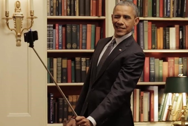 Obama tiet lo ly do tu bo chup hinh tu suong hinh anh