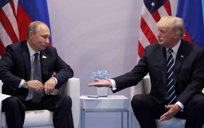 Tổng thống Trump và Putin sẽ không gặp chính thức tại Đà Nẵng