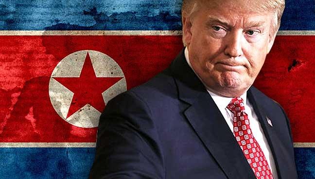 Ong Trump co the som dua Trieu Tien vao danh sach tai tro khung bo hinh anh