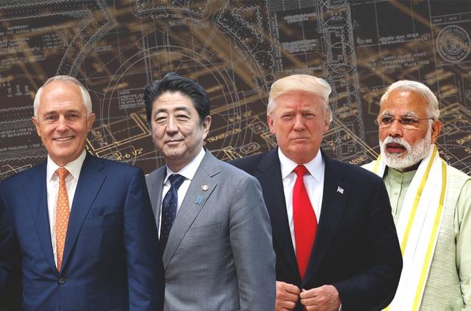 'Tu giac Kim cuong': Buoc dau lap NATO cua chau A? hinh anh