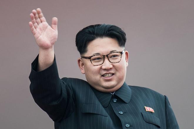 Kim Jong Un anh 1