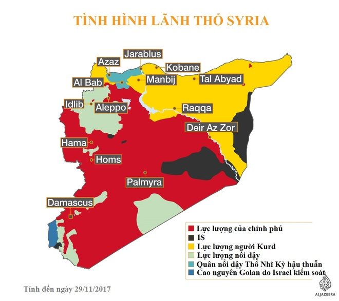 Syria duoc giai phong hoan toan khoi IS hinh anh 2